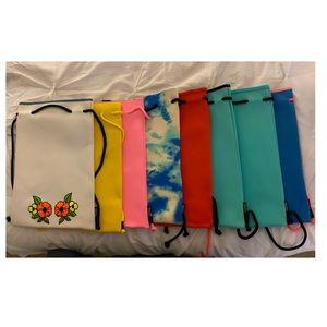 Triangl 8 Bikini Bags